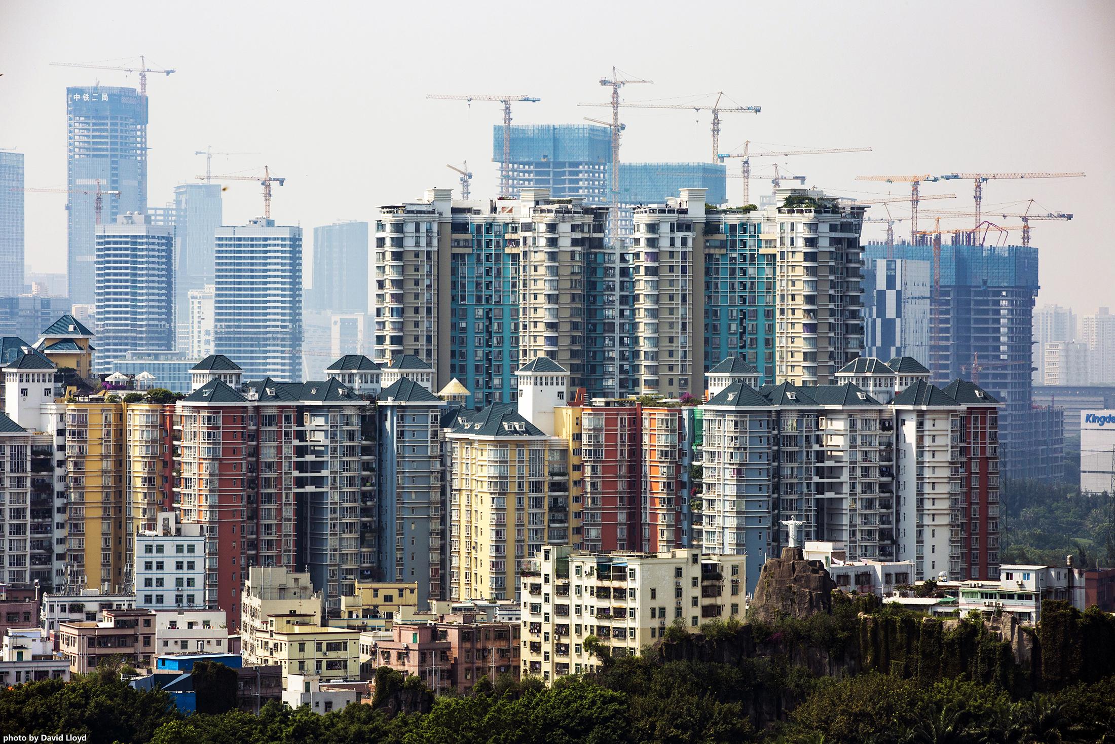 New Urbanization Speculation